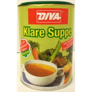 Klare Suppe Dose 900g
