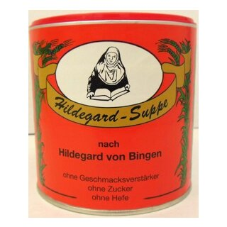 Hildegard Suppe Dose 360g